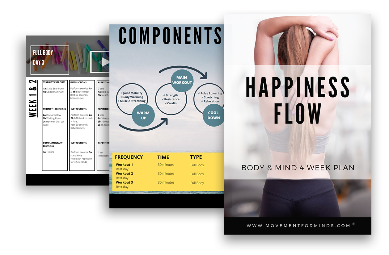 Happiness-Flow Workout Plan